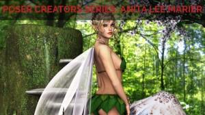 Poser Creator Series with Anita Lee Marier