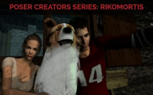 Poser Creator Series with Rikomortis, aka, James Parsons